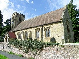 Myton-on-Swale - Parish Church of St Mary