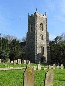 St Peter and St Paul, Barnham Broom, Norfolk - geograph.org.uk - 315377.jpg