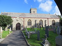 St Peters Church at Fremington (geograph 3702273).jpg