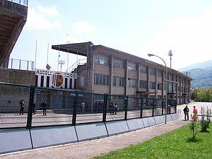 Stadio Cino e Lillo Del Duca - Image: Stadio Cino e Lillo Del Duca