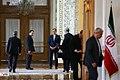 Staffan de Mistura meet with Sadegh Hosein Jaberi Ansari Spokesperson for the Ministry of Foreign Affairs of Iran 02.jpg