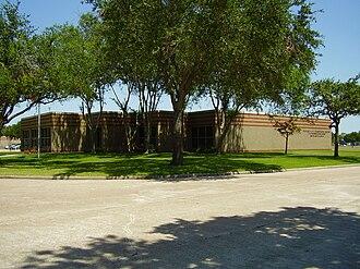 Stafford Municipal School District - Stafford Municipal School District administrative building