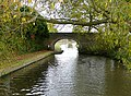 Staffordshire and Worcestershire Canal south of Stafford - geograph.org.uk - 1574528.jpg