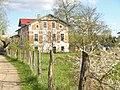 Stahnsdorf -Fussweg beim Dorfanger (Footpath Near the Village Green) - geo.hlipp.de - 35361.jpg