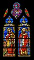 Stained-glass windows of the St Gerald abbey church of Aurillac 21.jpg