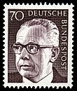 Stamps of Germany (BRD) 1971, MiNr 641.jpg