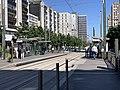 Station Tramway Ligne 5 Cholettes Sarcelles 2.jpg