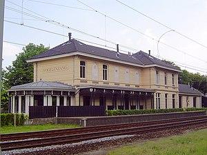 Vogelenzang - Former station Vogelenzang
