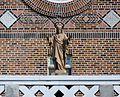 Statue du Sacré-Cœur de Jésus, Hôpital du Sacré-Cœur de Montréal.jpg