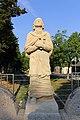 Statue hl Johannes Nepomuk 01 Loisbachbrücke 2015-08.jpg