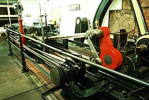 Dewsbury - Steam engine, Providence Mills, Dewsbury