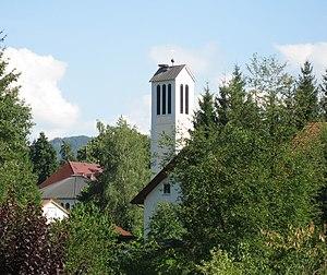Stegen - Image: Stegen Church
