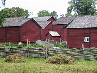 Stensjö by