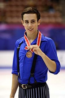 Stephen Carriere Podium 2007 NHK Trophy.jpg