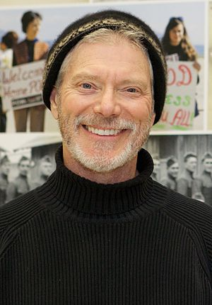 Stephen Lang - Lang in February 2014.