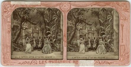Stereokort, L'Africaine 11, acte V, scène I - SMV - S11a.tif