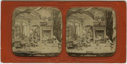 Stereokort, Le Prophète 3, acte II, scène V - SMV - S93a.tif