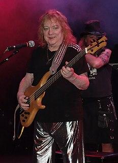 Steve Priest British bass player (1948–2020)