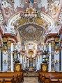 Stift Wilhering Kirche Innenraum 04.jpg