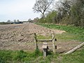 Stile at Minsted Farm - geograph.org.uk - 778534.jpg