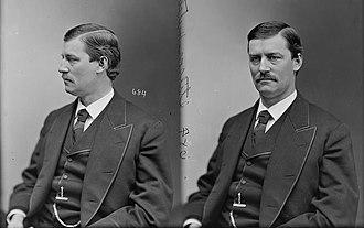 Stilson Hutchins - Stilson Hutchins, between 1865 and 1880