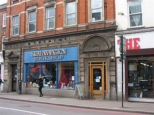 Independent bookstore - An independent bookshop in Stoke Newington, London