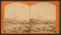 Str. Henry Frank, unloading cotton, by S. T. Blessing.png