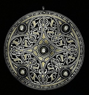 9th century Anglo-Saxon art form