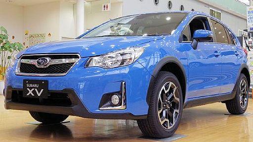 Subaru XV 2.0i-L EyeSight GP7