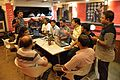 Sujay Chandra - GLAM Discussion - Bengali Wikipedia Meetup - Kolkata 2015-10-11 5882.JPG
