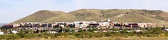 Sul Ross State University - View of Sul Ross State University