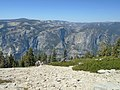 Summer Yosemite Falls from Sentinel Dome.jpg