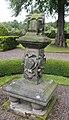 Sundial at Fordell Castle (geograph 5637257).jpg