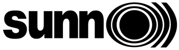 Logotype of the Drone Metal Band Sunn O))) and...