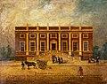 Surgeons' Hall, Old Bailey, London. Oil painting. Wellcome V0017207.jpg