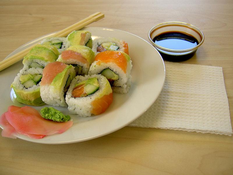 jak zrobić dobre sushi