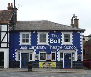 Susi Earnshaw Theatre School - Image: Susi Earnshaw Theatre School
