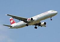 HB-IOK - A321 - Swiss