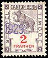 Switzerland Bern 1906 revenue 2Fr - 82B.jpg