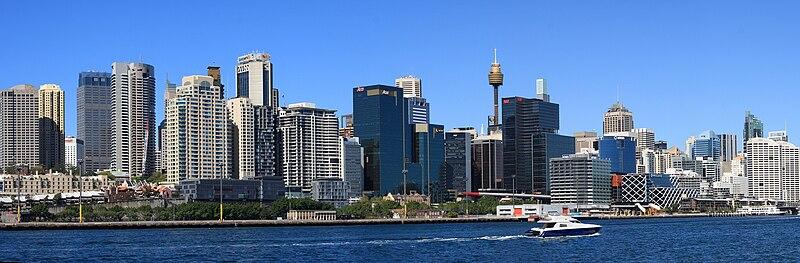 города австралии список по алфавиту