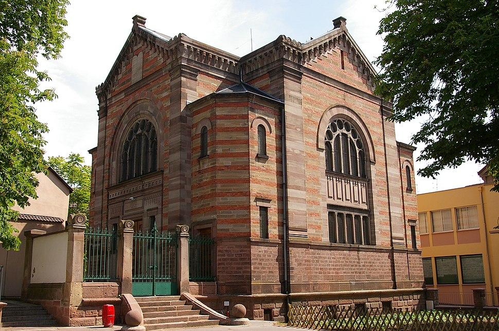 Synagogue de Sélestat