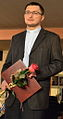 Szczepan Kowalik, Laureat Nagrody Literackiej Miasta Radomia 2013 w kategorii książka naukowapopularnonaukowa..JPG