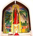 Szent Borbála templom főoltára (Csolnok).jpg