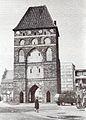 Sztumska Gate in Malbork (1989).jpg