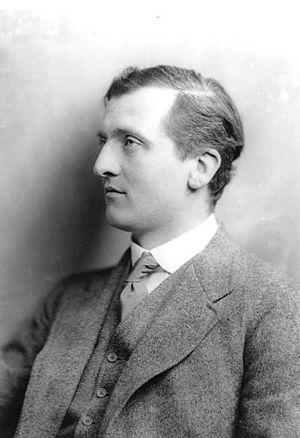 T. E. Hulme - T.E. Hulme in 1912