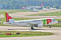 TAP Airbus A319-111; CS-TTP@ZRH;20.08.2009 551dr (4327288737).jpg