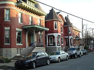 Original Highlands, Louisville - Rubel Ave in the Original Highlands