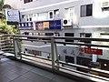 TW 台北市 Taipei 大安區 Da'an District 台北捷運 MRT Station interior August 2019 SSG 08 Metro 大安站 Daan Station.jpg