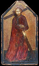 Taddeo di Bartolo - Christ Carrying the Cross - 29.319 - Detroit Institute of Arts.jpg