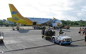 Tagbilaran Airport - Image: Tagbilaran Airport 2